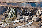 Afghanistan;Asia;Central_Asia;Afghan;waterfalls;cascades;rivers;streams;water;landscapes;scenery;scenic;environment;ecosystem;biome;Band_i_Amir;Bamian;Bamiyan;farmer;gristmill;Band_i_Haibat;Dam;Awe