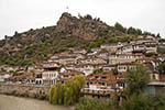 Albania;Albanian;Europe;architecture;art;art_history;Balkans;Berati;Shqiperia;UNESCO;World_Heritage_Site;Ottoman;Berat;Osumi;River;houses;Gorica_