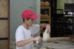 Aparan;Aragatsotn;Armenia;Armenian;breads;_baked_goods;_foods;Caucasus;Europe;man;_men;_male;_person;_people