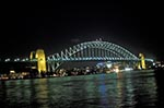 Australia;Australian;South_Pacific;Oceania;Downunder;New_South_Wales;Sydney_Harbour_Bridge;night