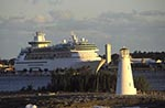 Caribbean;Bahamian;West_Indies;Antilles;islands;tropical;New_Providence;Bahamas;Cruise;ship;Hog_Island;Lighthouse;Nassau;harbour