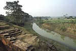 Bangladesh;Bangladeshi;South_Asia;Asia;Indian_Subcontinent;Ancient;archaeology;Architecture;Art;Art_history;beliefs;Bengali;Buddhism;Buddhist;creed;faith;religion;Chittagong_Division;ancient;fortified;city;Mahasthangarh;Now;Korotoa;River