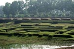 Bangladesh;Bangladeshi;South_Asia;Asia;Indian_Subcontinent;Ancient;Archaeology;Architecture;Art;Art_history;beliefs;Bengali;Buddhism;Buddhist;Civilization;creed;Culture;Early;faith;History;religion;UNESCO;World_Heritage_Site;Paharpur;Barisal_Division;quadrangular;structure