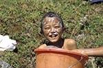 Bhutan;Bhutanese;Asia;Kingdom;bath;boy;Boy;boys;bucket;Chhukha_District;child;childhood;children;Gedu;Himalayas;kids;people;person;persons;youngsters;Bhutanese