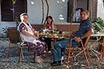 Bosnia_Herzegovina;Bosnian;Bosniak;Herzegovinian;Europe;Balkans;Europa;aged;Balkan_Peninsula;elderly;female;male;man;mature;men;older;people;person;persons;people;seniors;woman;women;Yugoslavia;Mostar;Herzegovina_Neretva;Muslim;family;breakfast;home