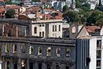 Bosnia_Herzegovina;Bosnian;Bosniak;Herzegovinian;Europe;Balkans;Europa;Yugoslavia;Balkan_Peninsula;UNESCO;World_Heritage_Site;war;Bosnian_conflict;destruction;Mostar;Herzegovina_Neretva;Bombed;building