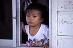 Brunei;Bruneian;Borneo;Southest_Asia;Asia;childhood;children;girl;girls;child;children;youngsters;kids;childhood;person;people;girls;kids;people;persons;youngsters;Bandar_Seri_Begawan;Brunei_Darussalam;Little;girl;looking;window;Kampung;Ayer;village