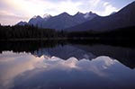 Canada;Canadian;North_America;Rocky_Mountains;Rockies;UNESCO;World_Heritage_Site;Banff;National_Park;Alberta;Herbert_Lake