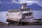 Canada;Canadian;North_America;British_Columbia;Tarahne;Paddlewheeler;Atlin_Lake