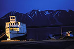 Canada;Canadian;North_America;Canada;Atlin_Lake;British_Columbia;night;Paddlewheeler;Tarahne;Western_Canada