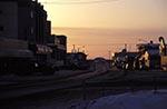 Canada;Canadian;North_America;Arctic;North_West_Territories;Northwest_Territories;sunset;Tuktoyaktuk
