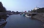Canada;Canadian;North_America;Maritimes;Halls_Harbour;Nova_Scotia;tide;rising;Bay_of_Fundy