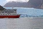 Chile;Chilean;South_America;Latin_America;MV_Skorpios;San_Rafael_Glacier;Laguna_San_Rafael_National_Park;Aisen;Region;Biosphere_Reserve;cruise_ships;cruising;liner;tourism;holidays;vacations;travel;boats;vessels;marine;transportation;glaciers;glacial;ice;Patagonia;UNESCO