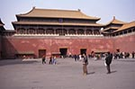 China;Chinese;Asia;Ancient;Architecture;Art;Art_history;Forbidden_City;Gate;Imperial_Palace_of_the_Ming_Dynasty;Meridian;people;People;persons;Sino;UNESCO;World_Heritage_Site;Beijing