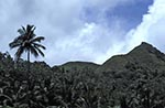 Cook_Islands;South_Pacific;Oceania;island;Polynesian;mountains;mountainous;tropical;Tekou_summit;Rarotonga