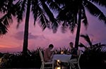 Cook_Islands;South_Pacific;Oceania;island;Polynesian;eateries;eatery;foods;man;men;male;person;people;people;persons;restaurants;tropical;woman;women;female;person;people;dinner;Edgewater_Resort;sunset;Rarotonga