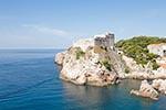 Croatia;Croatian;Europe;Eastern_Europe;Balkans;Europa;Fort;St_Lawrence;Dubrovnik;Dubrovacko_Neretvanska;Architecture;Art;Art_history;Balkan_Peninsula;UNESCO;World_Heritage_Site;Yugoslavia
