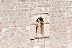 Croatia;Croatian;Europe;Eastern_Europe;Balkans;Europa;Statue;St_Blaise_Gate;Dubrovnik;Dubrovacko_Neretvanska;Architecture;Art;Art_history;Balkan_Peninsula;UNESCO;World_Heritage_Site;Yugoslavia