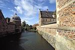 Denmark;Danish;Europe;Scandinavia;Europa;Architecture;Art;Art_history;Renaissance;Moat_around_Frederiksborg_Castle