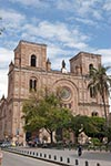 Ecuador;Ecuadorian;South_America;Latin_America;Architecture;Art;Art_history;Christianity;Christian;Catholic;religion;faith;beliefs;creed;Spanish_Colonial;UNESCO;World_Heritage_Site;Cuenca;Azuay;Iglesia_de_El_Sagrario;Catedral_Vieja;Old_Cathedral;church