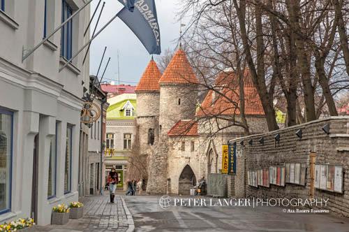 Estonia;Estonian;Europe;Europa;Eesti;Tallinn;Architecture;Art;Art history;Baltic;Gothic;Medieval;UNESCO;Viru Gates;World Heritage Site