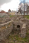 Estonia;Estonian;Europe;Europa;Eesti;Tallinn;Archaeological_excavations;Architecture;Art;Art_history;Baltic;Gothic;Medieval;UNESCO;World_Heritage_Site