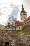 Estonia;Estonian;Europe;Europa;Eesti;Tallinn;Niguliste;St_Nicholas_Church;Architecture;Art;Art_history;Baltic;Christianity;Christian;Lutheran;Christianity;religion;faith;beliefs;creed;Gothic;Medieval;UNESCO;World_Heritage_Site