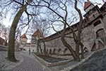 Estonia;Estonian;Europe;Europa;Eesti;Tallinn;Architecture;Art;Art_history;Baltic;Gothic;Maiden_Tower;Medieval;Neitsitorn;UNESCO;World_Heritage_Site