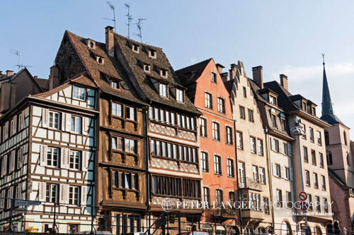 France;French;Europe;Europa;Alsatian;architecture;art;art history;Grande Ile;houses;Ill;Medieval;Middle Ages;Quai des Bateliers;river;Strasbourg;UNESCO;World Heritage Site