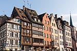 France;French;Europe;Europa;Alsatian;architecture;art;art_history;Grande_Ile;houses;Ill;Medieval;Middle_Ages;Quai_des_Bateliers;river;Strasbourg;UNESCO;World_Heritage_Site