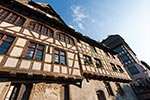 France;French;Europe;Europa;architecture;art;art_history;Grande_Ile;Half_timbered;house;Ill;La_Petite_Medieval;Middle_Ages;river;Strasbourg;UNESCO;World_Heritage_Site