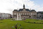France;French;Europe;Europa;architecture;art;art_history;City_Hall;Neo_Classical;Neo_Classicism;Neoclassical;Neoclassicism;Place_Jean_Jaurès;Tours;Hotel_de_Ville;UNESCO;World_Heritage_Sites