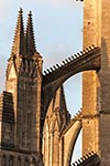France;French;Europe;Europa;architecture;art;art_history;beliefs;Cathedral;Catholic;Christianity;Christian;church;creed;faith;Flying_buttress;Gothic;Medieval;Middle_Ages;religion;St_Gatien;St_Gatien_Cathedral;Tours;UNESCO;World_Heritage_Sites