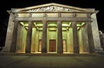 Germany;German;Deutschland;Eruope;Europa;Architecture;Art;Art_history;Berlin;Memorial_to_the_Victims_of_Fascism;night