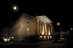 Germany;German;Deutschland;Eruope;Europa;Architecture;Art;Art_history;Berlin;Deutsche_Staatsbibliothek;German_State_Library;Neo_Classicism;Neoclassical;Neoclassicism;night
