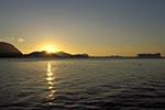 Greenland;Kalaallit_Nunaat;Arctic;Denmark;glacial;Greenlandic;Hall_Bredning;ice;Inuit;islands;landscapes;North_America;polar;scenery;scenic;Sunrise