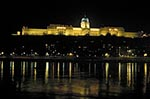 Hungary;Hungarian;Magyar;Europe;Europa;Eastern_Europe;Architecture;Art;Art_history;Baroque;UNESCO;World_Heritage_Site;Budapest;Royal_Castle;night