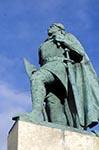 Iceland;Island;Scandinavia;Icelandic;Europe;Art_history;Capital_Region;Leifur_Eriksson;Modern_art;Reykjavik;Sculpture;Statue;Art