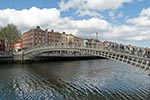 Ireland;Irish;British_Isles;Europe;Europa;Celtic;islands;Dublin;Liffey;Bridge