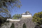 Japan;Nippon;Asia;Japanese;Architecture;Art;Art_history;castles;fortresses;forts;islands;UNESCO;World_Heritage_Site;Himeji_jo;Hyogo_Prefecture;Stone;wall;Himeji;Castle