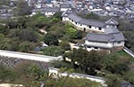 Japan;Nippon;Asia;Japanese;Architecture;Art;Art_history;castles;fortresses;forts;islands;UNESCO;World_Heritage_Site;Himeji_jo;Hyogo_Prefecture;Main;Tower;Himeji;Castle