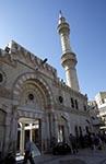 Jordan;Jordanian;Architecture;Art;Art_history;Asia;Islamic;Middle_East;Muslim;Near_East;persons;peole;Jordanians;Arabs;Arabians;Arabic;Amman;Grand_Husseini_Mosque;mosque