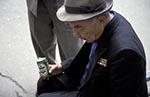 Kazakhstan;Kazakstan;Central_Asia;Kazakh;Kazaki;Kazakhstani;Kazak;Asia;aged;diversions;elderly;games;male;man;mature;men;older;pastimes;people;person;persons;people;recreations;seniors;Almaty;Elderly;man;beer;can;Panfilov;Park