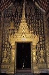 Laos;Asia;Architecture;Art;Art_history;Buddhism;Buddhist;Indochina;Lao;Laotian;Southeast_Asia;Town_of_Luang_Prabang;tropical;UNESCO;World_Heritage_Site;Luang_Prabang;Sim;door;Wat_Xieng_Thong