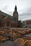 Latvia;Latvian;Riga;Latvijas;Europe;Europa;Architecture;Art;Art_history;Baltic;beliefs;Christianity;Christian;creed;faith;Gothic;Lutheran;Medieval;religion;UNESCO;World_Heritage_Site;Café;Cathedral