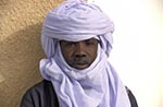 Libya;Libyan;Africa;arid;barren;deserts;male;man;men;people;Libyans;person;persons;people;Libyans;Ghadames;Tuareg;nomad;man