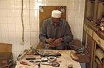 Libya;Libyan;Africa;arid;barren;deserts;male;man;men;people;Libyans;person;persons;people;Libyans;UNESCO;World_Heritage_Site;Ghadames;Cobbler