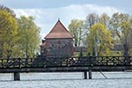 Lithuania;Lithuanian;Europe;Europa;Lietuvos;_Architecture;Art;Art_history;Baltic;Gothic;Medieval;Trakai;Bridge;Island_Castle