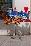 Luxembourg;Luxemburg;Europe;Europa;Benelux;UNESCO;World_Heritage_Site;Locomotive;cut_out;toy;store