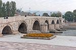 Macedonia;Macedonian;Europe;Europa;Balkans;Bridge;Old;River;Skopje;Stone;Vardar;Yugoslavia;Former_Yugoslav_Republic_of_Macedonia